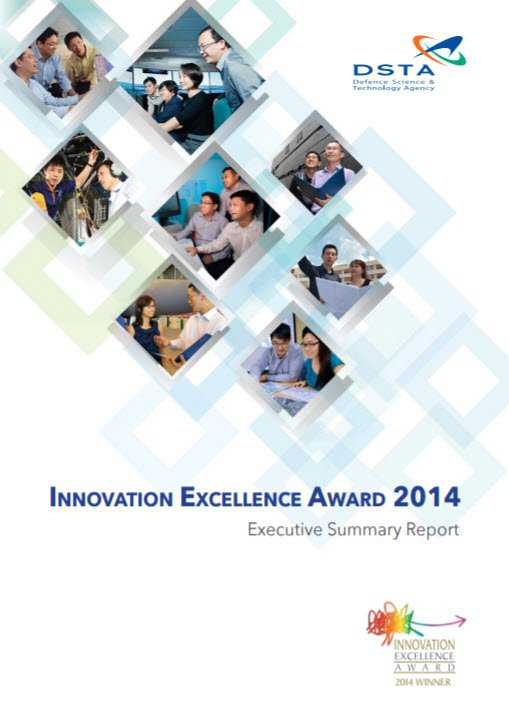 I-Award 2014 Executive Summary Report