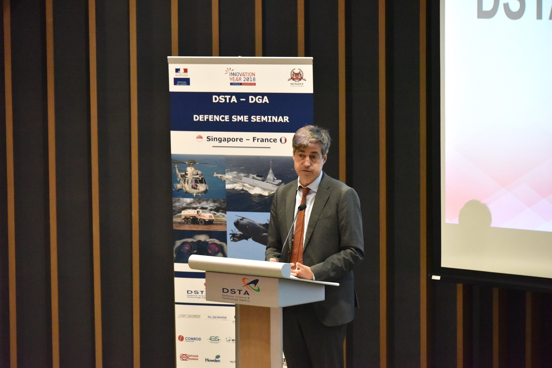Deepening Defence Collaborations with SMEs