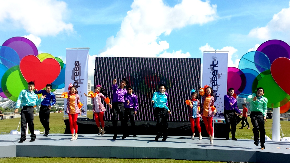 NDP 2013 Parade Costume