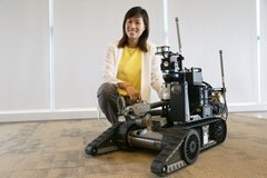 Senior Engineer Sharon Ang