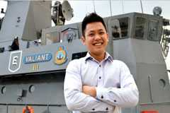 Engineer Shawn Ang