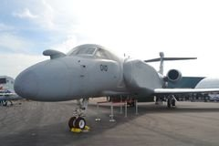 G550 Airborne Early Warning Aircraft