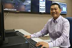 FProject Manager Francis Chua