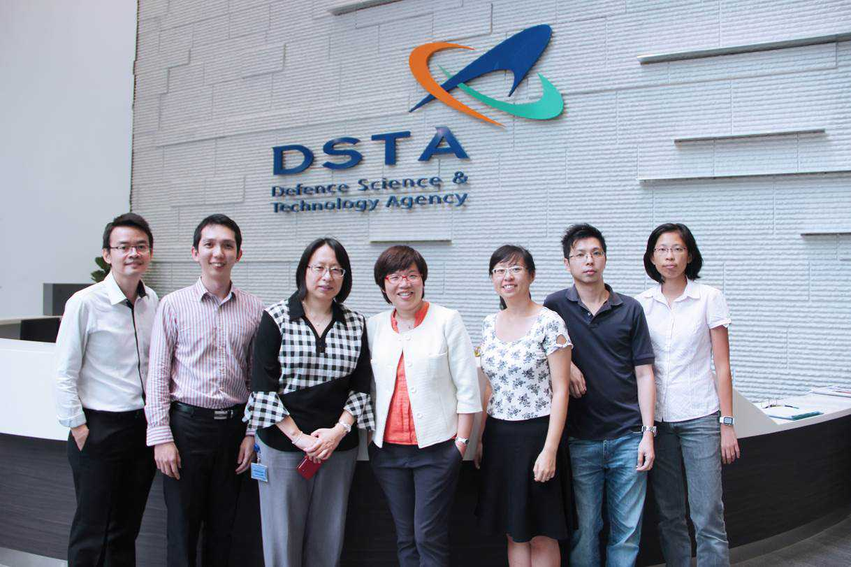 DSTA Leverages on Technological Advancements to Build a 21st-century Workplace