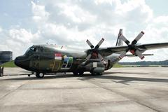 Upgrade of C-130 Hercules Aircraft