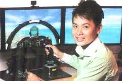 Senior Engineer Tham Peng Keong