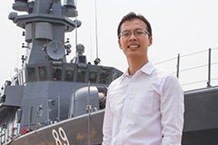 Senior Engineer Teo Jiayao
