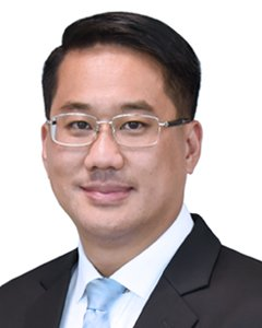 Mr Roy Chan Hsiung Wei