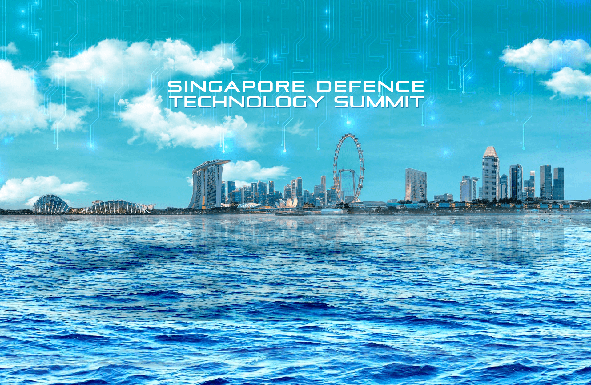 SINGAPORE DEFENCE TECHNOLOGY SUMMIT