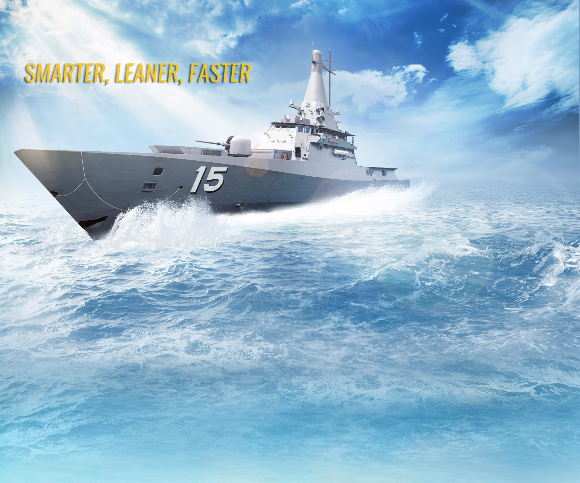 THE LITTORAL MISSION VESSEL