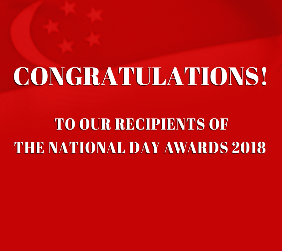National Day Awards Recipients